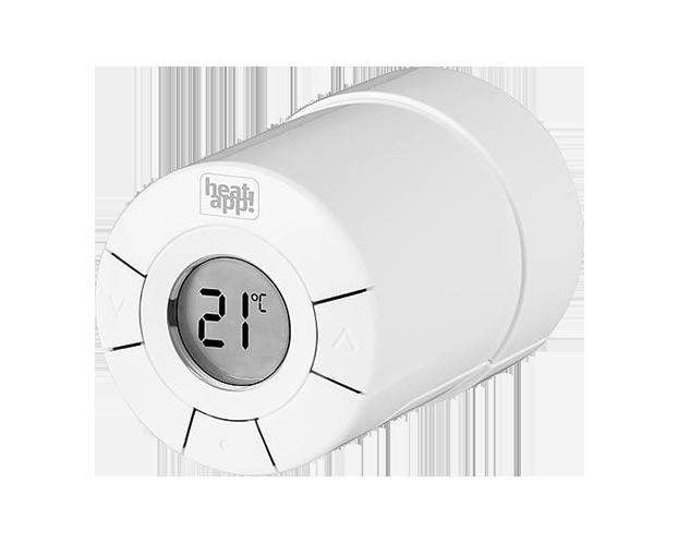 Beroemd Heatapp! Drive thermostaatknop - radiator thermostaatkraan kopen ZR46