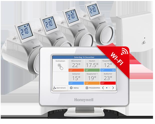 Honeywell Evohome Wi-Fi startpakket