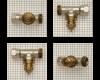 De afsluiter adapter set is geschikt voor Danfoss RA afsluiters. Dit zijn foto's van Danfoss RA afsluiters.