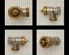 De afsluiter adapter set is geschikt voor Danfoss RAV afsluiters. Dit zijn foto's van Danfoss RAV afsluiters.