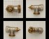 De afsluiter adapter set is geschikt voor Danfoss RAVL afsluiters. Dit zijn foto's van Danfoss RAVL afsluiters.
