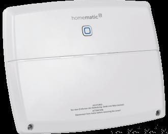 De module is universeel geschikt voor alle soorten warmtepompen, zowel met als zonder buffervat.