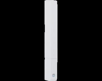 De sensor werkt gemiddeld 2 jaar op twee AAA mini penlite batterijen. Batterijen worden meegeleverd.