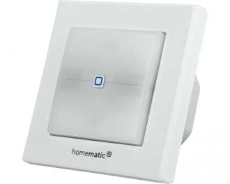 Bij gebruik als alarm kan de signaallamp rood oplichten als er op de knop gedrukt wordt en het alarm in het hele huis geactiveerd wordt.