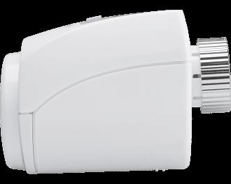 De thermostaatknop is snel te installeren en past op standaard M30 afsluiters. Adapters voor Danfoss RA, RAV en RAVL afsluiters worden meegeleverd.