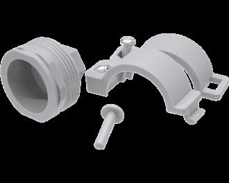 Vaillant radiator adapter waarmee een slimme thermostaatknop gemonteerd kan worden op Vaillant afsluiters.