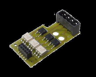 Honeywell HCS80 zone-regelaar uitbreiding module (+3 circuits)