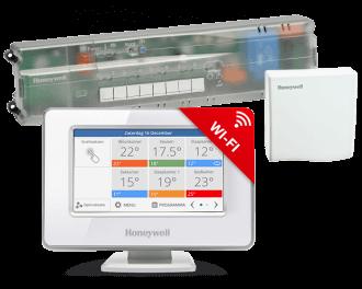 Honeywell Evohome Wi-Fi vloerverwarming pakket ATP924G3074