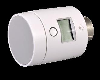 innogy SmartHome thermostaatknop 2.0 - voor slimme verwarming per kamer. Verwarmt alleen als het nodig is en bespaart tegelijkertijd veel energie...