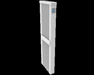 Thermotec elektrische badkamer radiator 1600 watt, met ingebouwde thermostaat. Geschikt voor ruimtes tot 38 m3 in een ongeïsoleerde woning tot bouwjaar 1975 met energielabel D of lager, of 53 m3 in een matig geïsoleerde woning tot bouwjaar 2005 met energielabel C, of 73 m3 in een goed geïsoleerd woning tot bouwjaar 2021 met energielabel B of hoger.