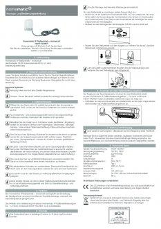 Handleiding van Homematic IP Stappenmotor proportioneel