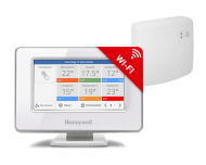 Honeywell Evohome Wi-Fi Connected aan/uit pakket APT921R3100