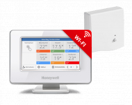 Honeywell Evohome Wi-Fi Connected OpenTherm pakket ATP951M3118