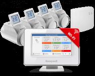 Honeywell Evohome Wi-Fi thermostaatknop aan/uit pakket ATP924G3010